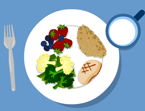Food Groups Brainpop Jr