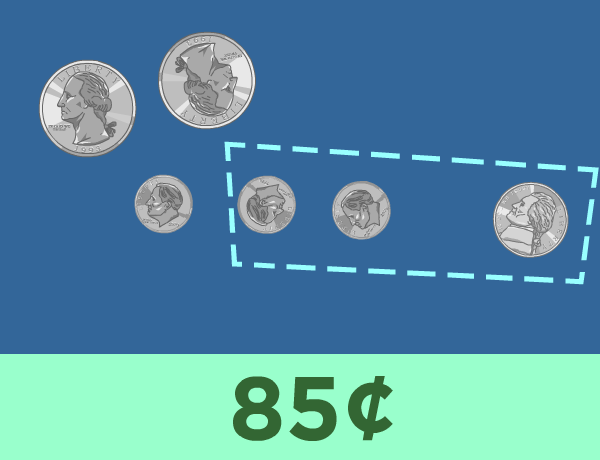 Image for Equivalent Coins