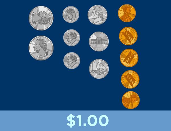 Equivalent Coins - BrainPOP Jr