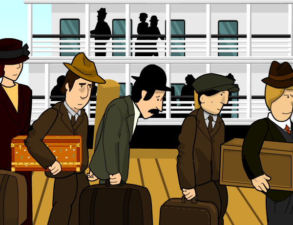 Ellis Island Lesson Plans and Lesson Ideas | BrainPOP Educators