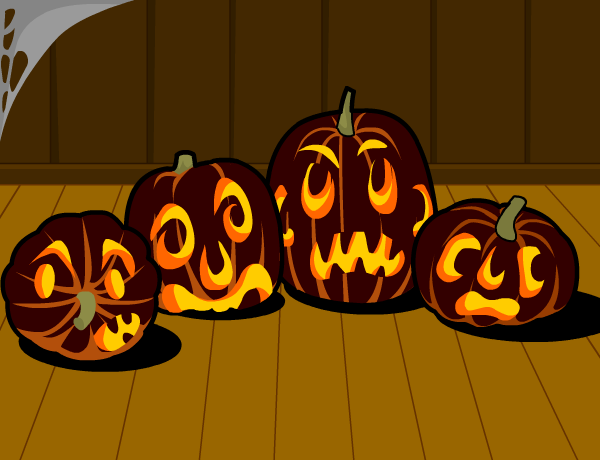 Halloween Movie Pumpkin Drawing.Halloween Brainpop Jr