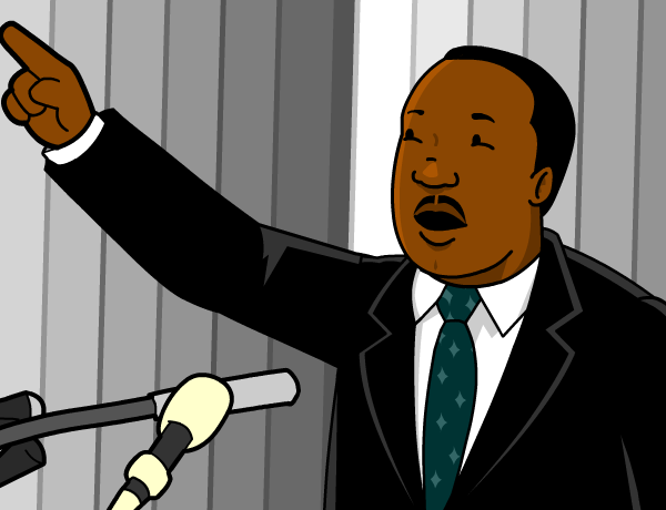 Image for Martin Luther King, Jr.